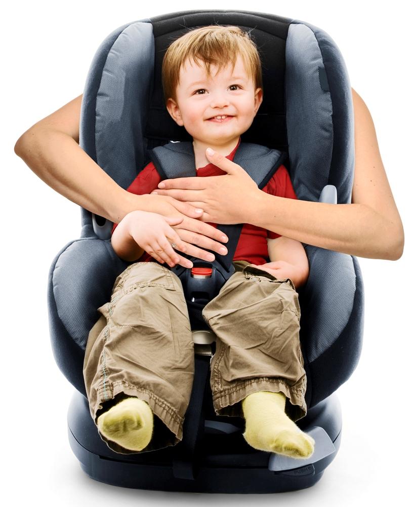 Asiento y cintur n de seguridad para ni os uabc radio for Silla de seguridad coche