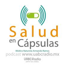 Logotipo de Salud en Cápsulas