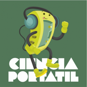 Logotipo Ciencia portatil